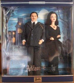 Addams-Family-Giftset-Mattel-Barbie-Doll