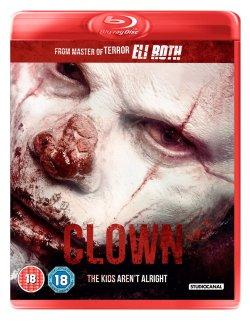 Clown-Studiocanal-Blu-ray