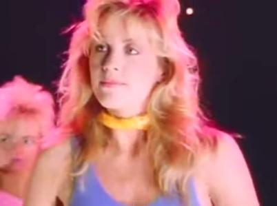 Slash Dance dancers 1989
