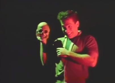 Slash Dance geek 1989