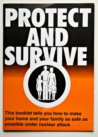Protect and survive Booklet