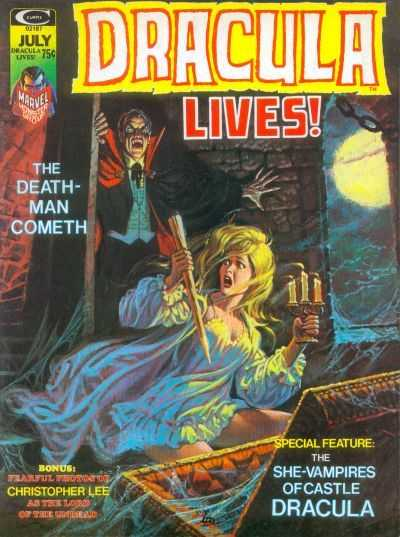 dracula-lives-issue-7-July-1974