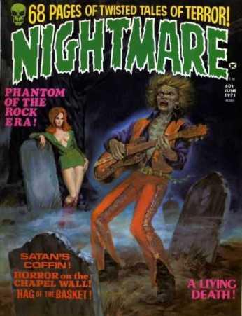 Nightmare-Skywald-publication-June-1971