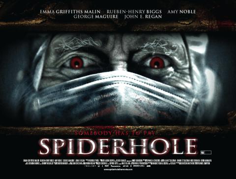 Spiderhole-Irish-poster