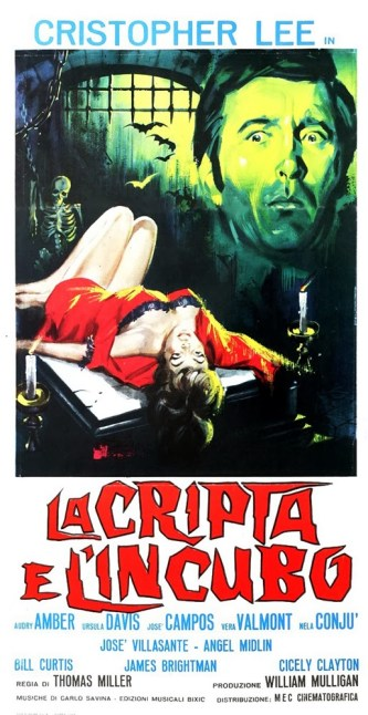 Crypt of the Vampire poster