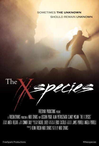 the-x-species-poster