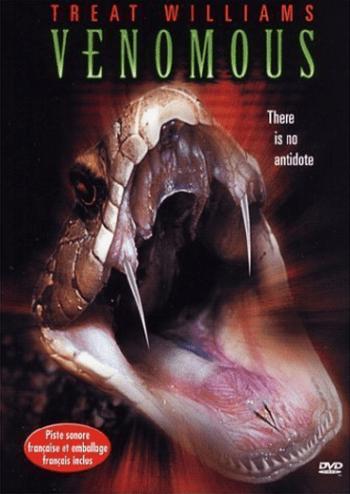 Venomous-2001-DVD