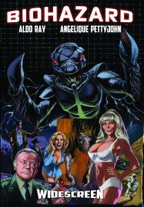 Biohazard-Bayview-DVD