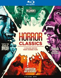 Horror-Classics-Volume-One-Blu-ray