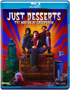 Just-Desserts-The-Making of Creepshow-Blu-ray