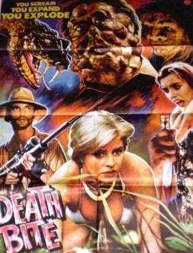 Mordisco Mortal - Muerte Por Espasmos - Spasms - Death Bite - 1982 - 028