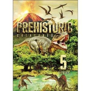 Prehistoric-Creatures-DVD