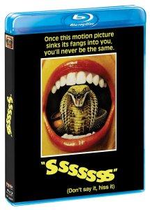 Sssssss-Blu-ray