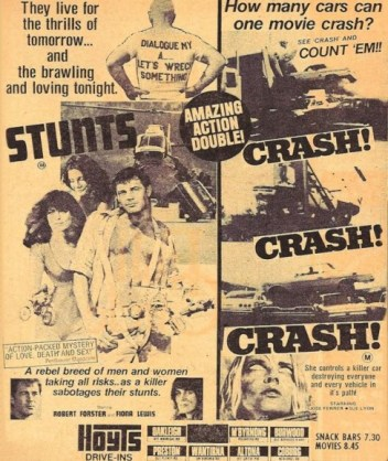 stunts-crash 1976 ad mat4
