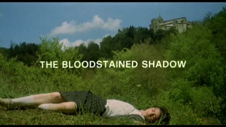 The Bloodstained Shadow 001