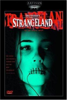 strangeland DVD