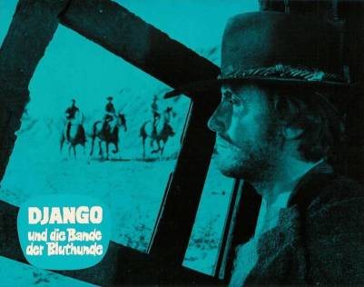 Django the Bastard k