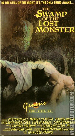 swampofthelostmonster-genesis1 (VHSCollector.com)