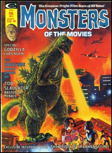 monsters_of_the_movies-#5 Feb 1975