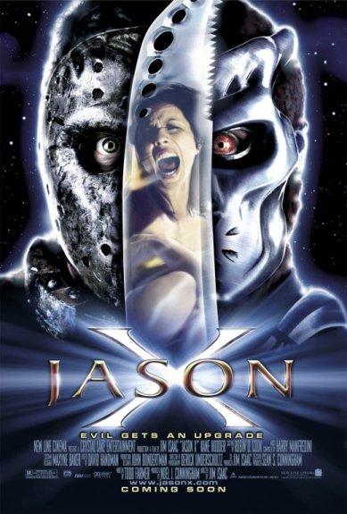 Jason-X-2001-Vorhees-in-space-poster