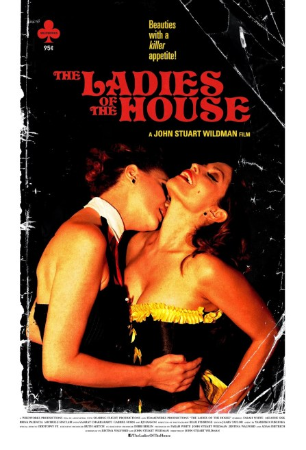 THE LADIES OF THE HOUSE poster image