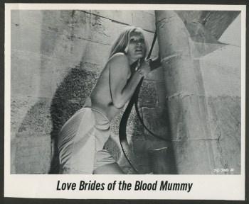 Love Brides Of The Blood Mummy 1