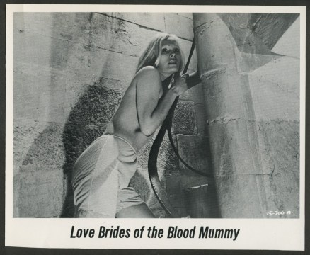 Love Brides Of The Blood Mummy 1