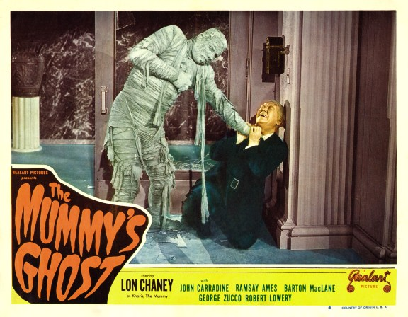 Poster - Mummy's Ghost, The_08