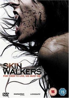 Skinwalkers-DVD