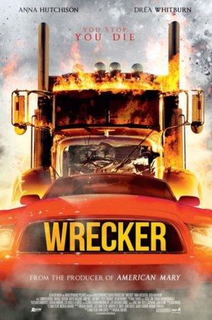 Wrecker-poster
