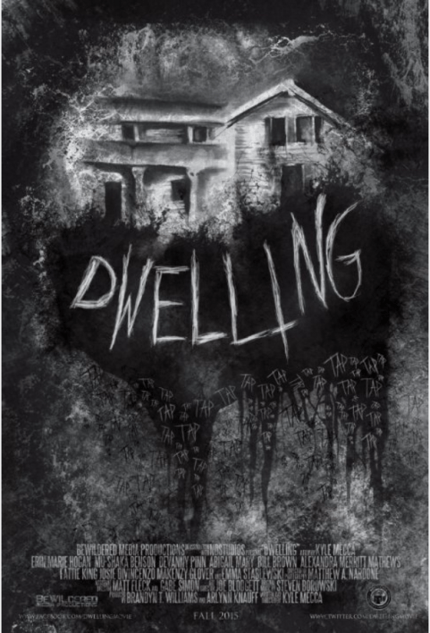 Dwelling-2016-paranormal-horror-movie-Kyle-Mecca-poster