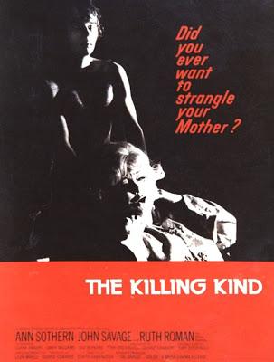 The Killing Kind Strangle Your Mother Ann Sothern John Savage