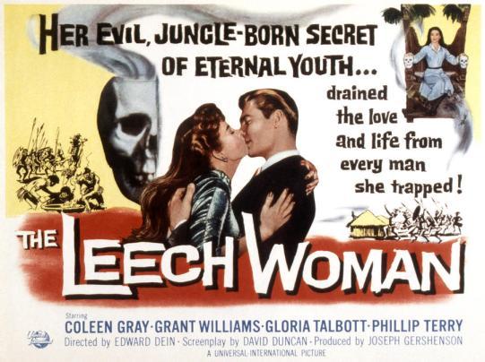 The-Leech-Woman-horror-film-1960-poster