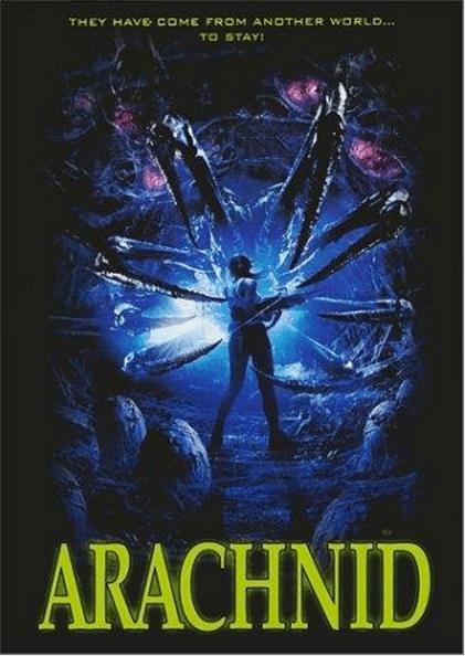 Arachnid-2001-poster