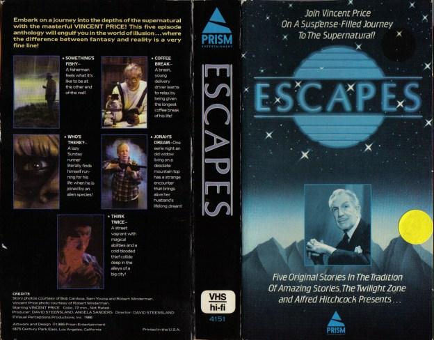 ESCAPES-VINCENT-PRICE