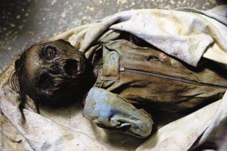 Cyrus-mummified