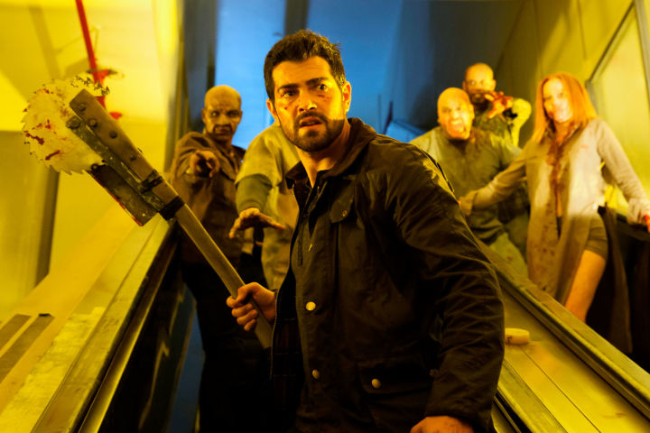 Dead Rising Endgame Usa 2016 Reviews Movies And Mania