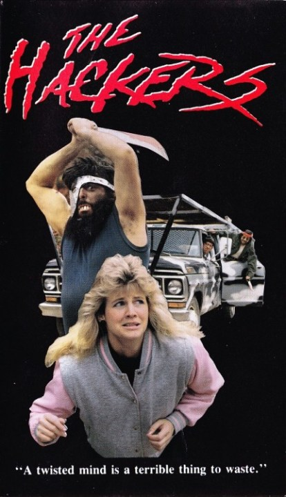 The-Hackers-1987-splatter-horror-movie