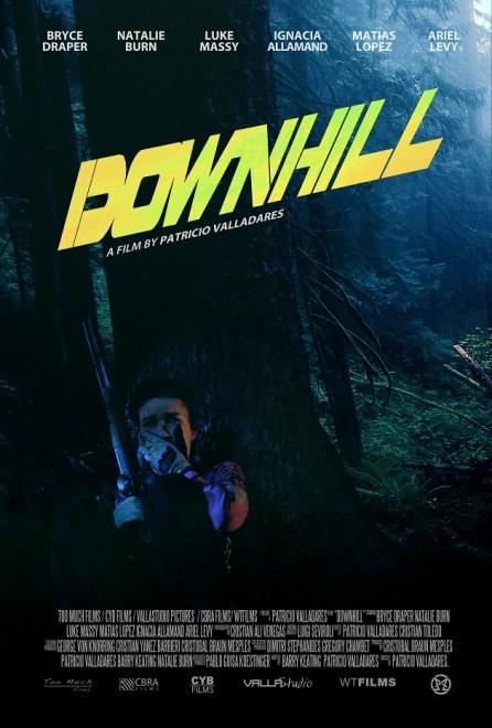 Downhill-Patricio-Valladares-2016-poster
