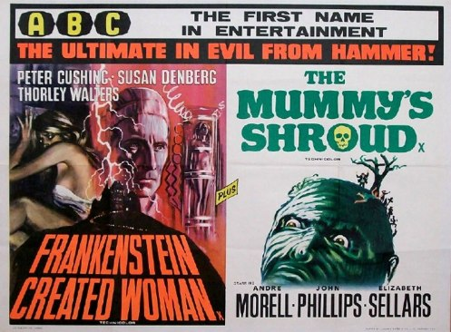 frankenstein-crated-woman-the-mummys-shroud-poster