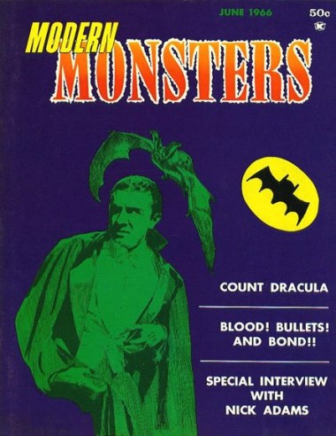 Modern-Monsters-no-2-June-1966