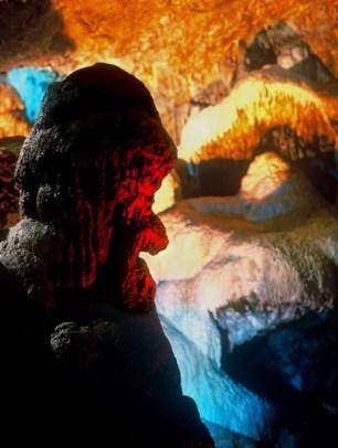 Wookey-Hole-witch-stalagmite