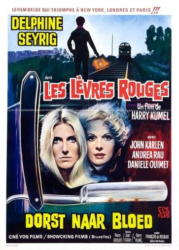 les-levres-rouges-1971-poster