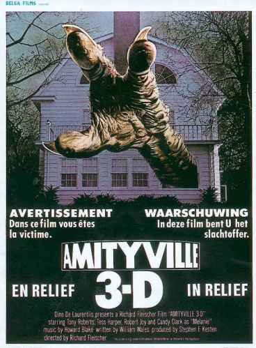 Amityville 3 D Usa 1983 Overview And Reviews Moviesandmania Com