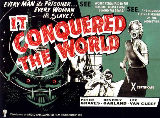 it-conquered-the-world-1956-british-poster