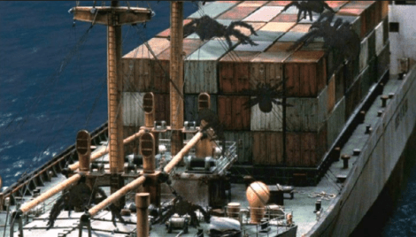 spiders-2-2001-on-ship