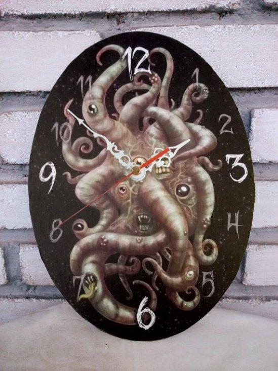 horror-clock-cthulhu