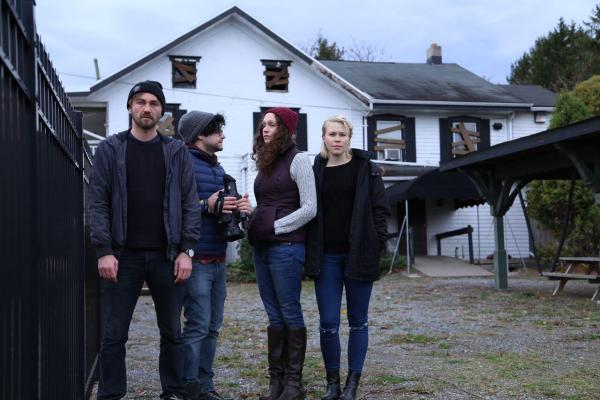 Hell House LLC II: The Abaddon Hotel team in found footage horror movie