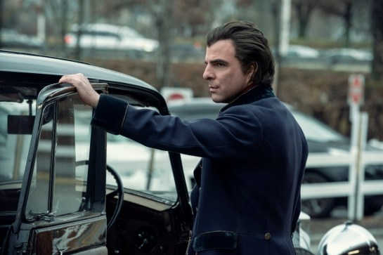 Zachary Quinto as Charlie Manx - NOS4A2 _ Season 1, Episode 5