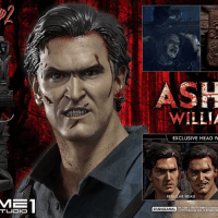 Evil Dead 2: Dead by Dawn – Ash Williams 1/3 Scale Statue